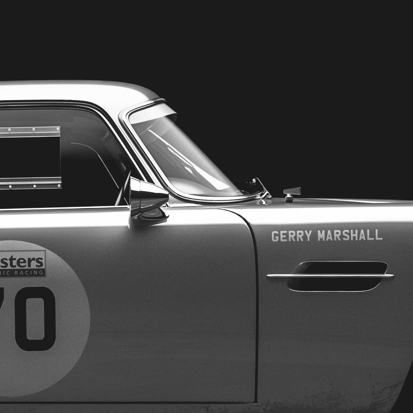 Aston Martin DB4 Racer