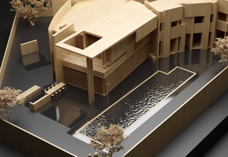 Architectural Visualisations