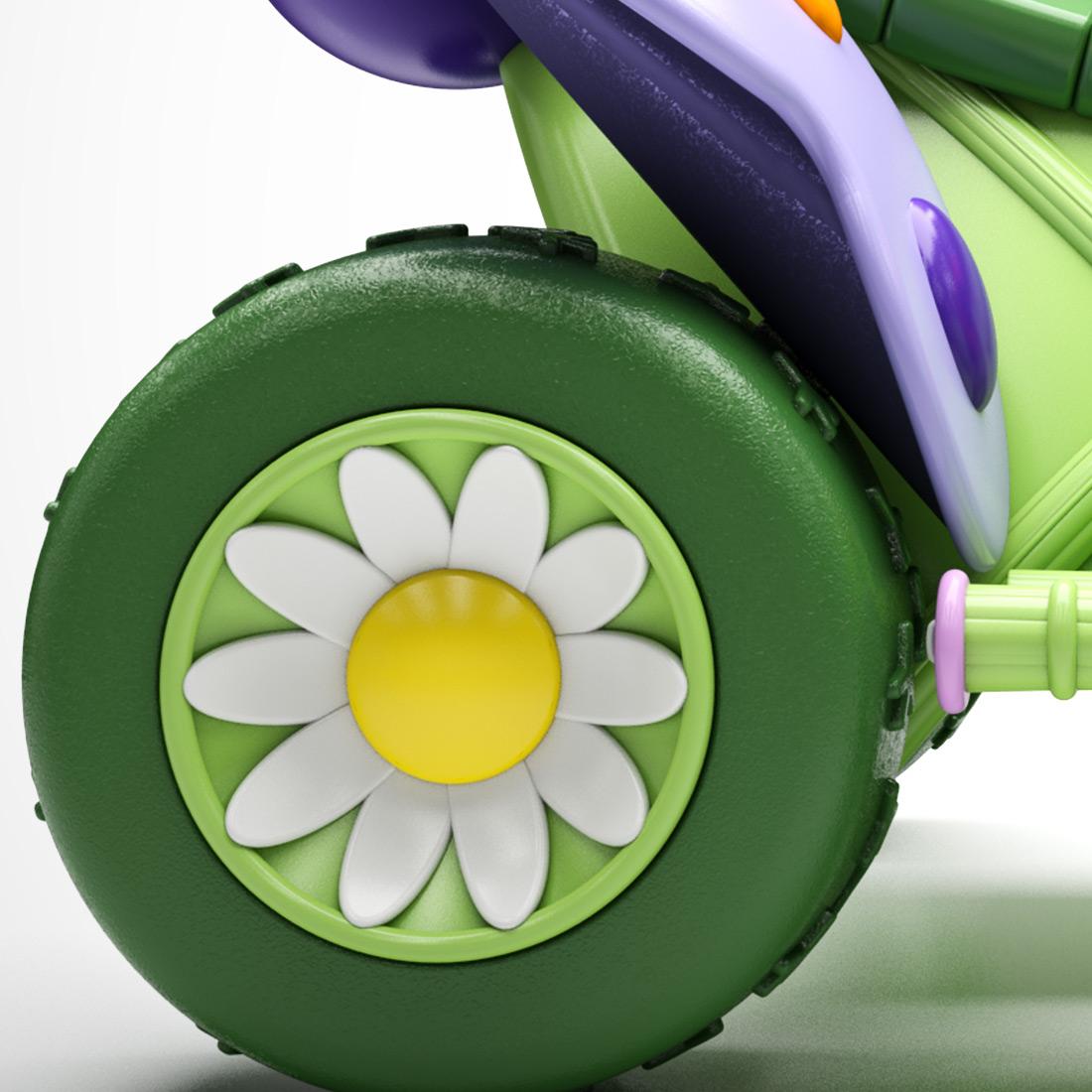 fairies quadbike